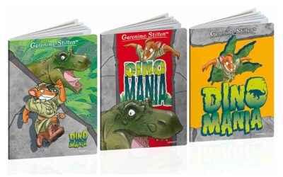 NEW GERONIMO STILTON NOTEBOOKS ARE AVAILABLE