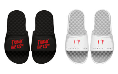 ISLIDE INTRODUCES FIRST SLIDES COLLECTION INSPIRED BY ICONIC WARNER BROS. FRANCHISES