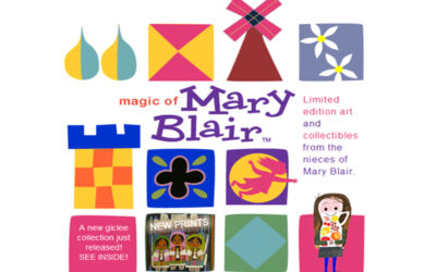 FIREFLY BRAND MANAGEMENT PARTNERS WITH SUPER 7 FOR A VAST RANGE OF MARY BLAIR BRANDED PRODUCTS