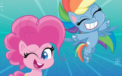 EONE RACKS UP BROADCAST DEAL FOR MY LITTLE PONY: PONY LIFE