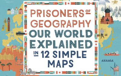 "BLUESKYE LICENSING DEVELOPS NEW PRODUCTS FOR ""PRISONERS OF GEOGRAPHY"""