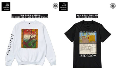 POETIC BRANDS SET TO MAKE AN IMPRESSION WITH VAN GOGH MUSEUM