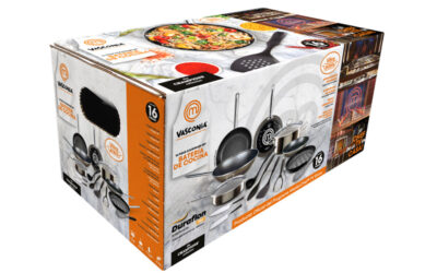 EXCLUSIVE COOKWARE LINE IN MEXICO WITH VASCONIA BRANDS