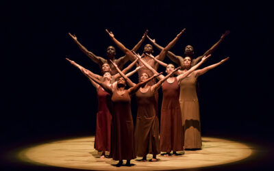 COOKBOOK MEDIA APPOINTED TO REPRESENT THE ICONIC AILEY COMPANY