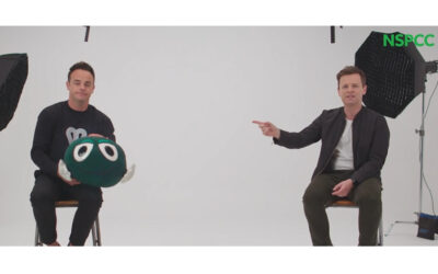 """NSPCC LAUNCH VIRTUAL """"BUDDY"""" ASSEMBLY WITH GUEST HOSTS ANT & DEC"""