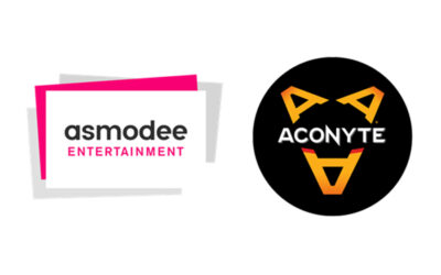ACONYTE BOOKS AND ASMODEE ITALIA PARTNER FOR ITALIAN NOVELS