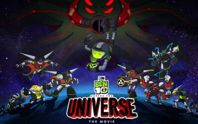 BEN 10 THE MOVIE: VERSUS THE UNIVERS ON THE FIRST EVER TV