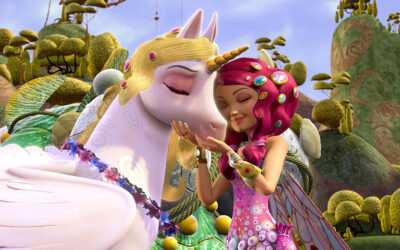 STUDIO 100 GROUP'S MIA AND ME LIES HIGH ON TV CULTURA IN BRAZIL