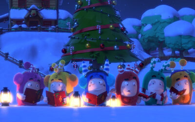 ONE ANIMATION'S ODDBODS SEASONAL HOLIDAY SPECIALS HEAD TO DISNEY CHANNEL US