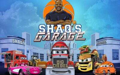 "LA LEGGENDA DELL'NBA SHAQUILLE O'NEAL DIVENTA STAR ED EXECUTIVE PRODUCER DELLA SERIE ""SHAQ'S GARAGE"""