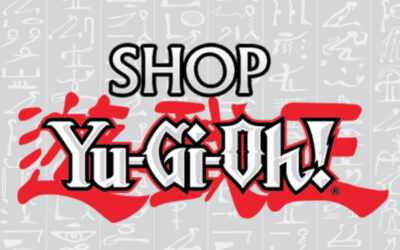 LET'S GO SHOPPING WITH YU-GI-OH!