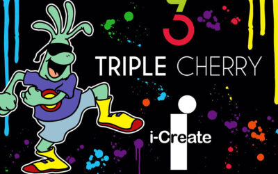 TRIPLE CHERRY SIGNS AN INTERNATIONAL AGREEMENT WITH I-CREATE