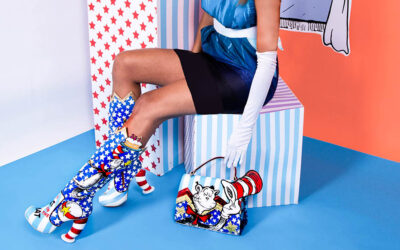 WILDBRAIN CPLG STRIDES INTO COLLABORATION BETWEEN DR. SEUSS AND IRREGULAR CHOICE