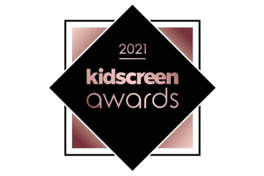 WINNERS TO BE REVEALED ON FEBRUARY 9 DURING KIDSCREEN SUMMIT VIRTUAL 2021