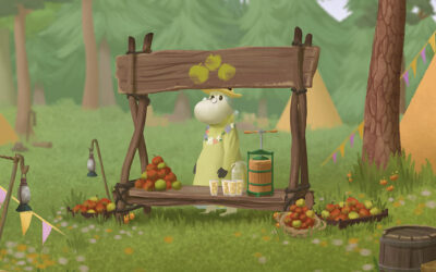 'MOOMINVALLEY' GETS SEASON 3 GREENLIGHT FROM YLE AND SKY