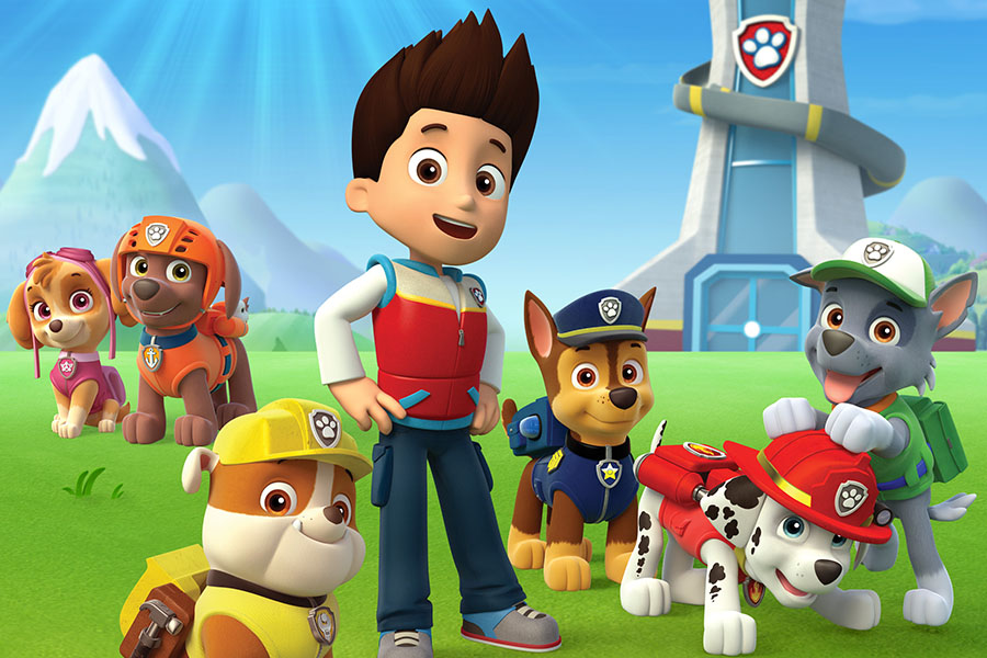 VIACOMCBS ANNOUNCES A SECTION COMPLETELY DEDICATED TO PAW PATROL ON THE TOYCENTER.IT E-COMMERCE PLATFORM