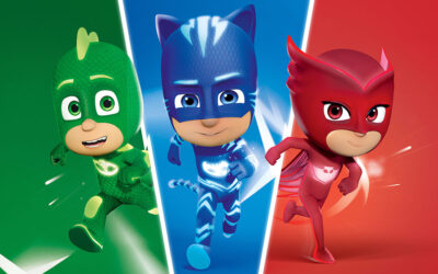 PJ MASKS GET ACTIVE AT THIS YEAR'S DUBAI FITNESS CHALLENGE