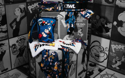 NEW POPEYE SPORTSWEAR COLLECTION WITH THE WOD LIFE