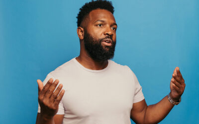 BARATUNDE THURSTON CONFIRMED AS KEYNOTE