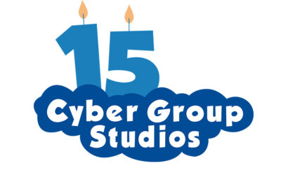 CYBER GROUP STUDIOS CELEBRATES ITS 15-YEAR BIRTHDAY