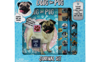 "SOCIAL MEDIA SUPERSTAR ""DOUG THE PUG"" ANNOUNCE SIX NEW LICENSING PARTNERS"
