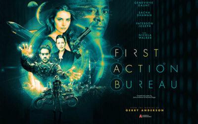ANDERSON ENTERTAINMENT ANNOUNCES NEW PLANS FOR FIRST ACTION BUREAU