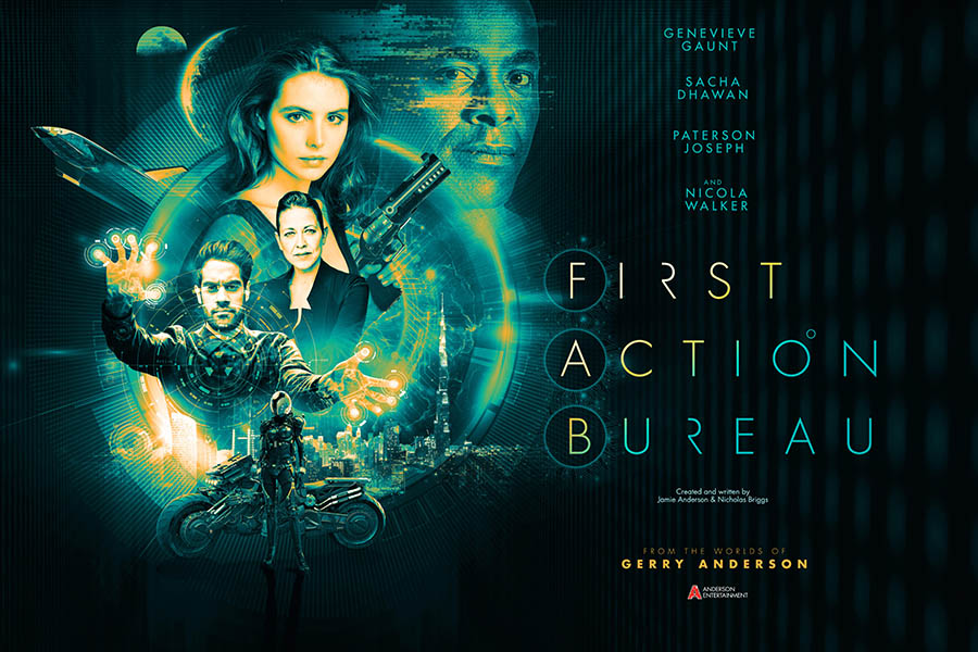 ANDERSON ENTERTAINMENT ANNUNCIA NUOVI PIANI PER FIRST ACTION BUREAU