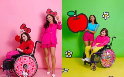IZZY WHEELS LAUNCHES NEW LIMITED-EDITION COLLECTION WITH HELLO KITTY