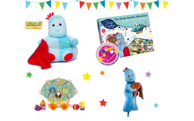 WILDBRAIN CPLG SIGNS NEW UK PARTNERS FOR IN THE NIGHT GARDEN