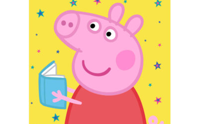 HASBRO PRESENTA LE NUOVE AUDIO STORIES DI PEPPA PIG DISPONIBILI SULLE PIATTAFORME DI STREAMING DIGITALE