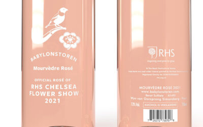 RHS TO LAUNCH ITS FIRT ROSÉ WINE IN TIME FOR THE RHS CHELSEA FLOWER SHOW