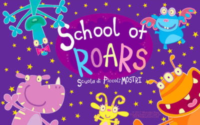 THE SECOND SEASON OF SCHOOL OF ROARS IS ON AIR IN ITALY