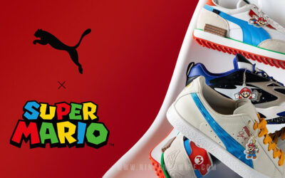 THE SUPER MARIO 3D ALL-STARS™ COLLECTION BY PUMA IS HERE