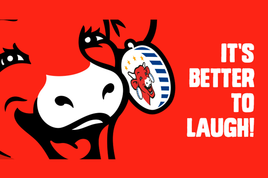 NEW COLLABORATION FOR THE LAUGHING COW BRAND