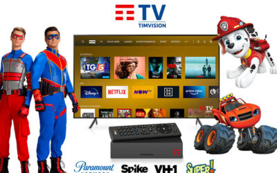 TIMVISION AND VIACOMCBS ITALIA RENEW LICENSE AGREEMENT
