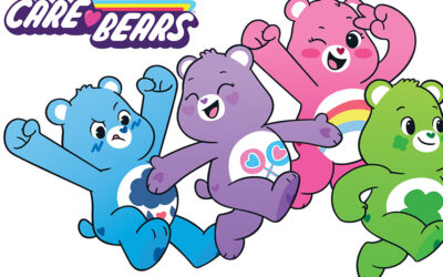 BIOWORLD ON BOARD FOR CARE BEARS APPAREL AND ACCESSORIES