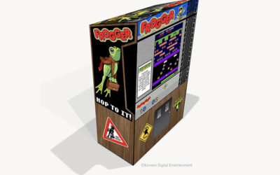 FROGGER EXTENDS LICENSING CAMPAIGN WITH NEW GAME PLAYING FUN DEALS