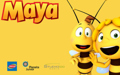PEPCO LAUNCHES MAYA THE BEE COLLECTION WITH PLANETA JUNIOR AND STUDIO 100 MEDIA