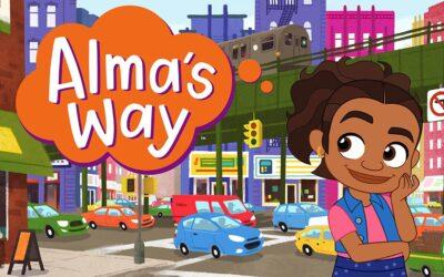 PBS KIDS ANNOUNCES NEW ANIMATED SERIES, ALMA'S WAY