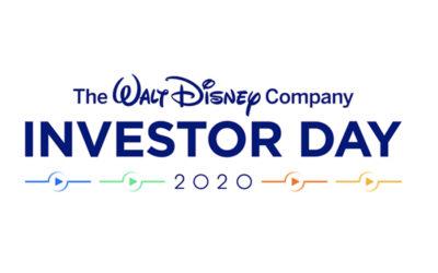 THE WALT DISNEY COMPANY: INVESTOR DAY 2020