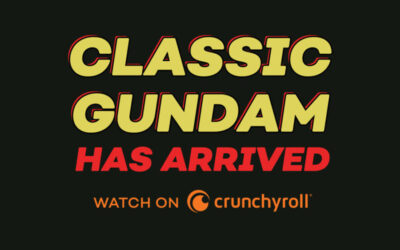 "CLASSIC ""MOBILE SUIT GUNDAM 0079"" PREMIERES ON CRUNCHYROLL"