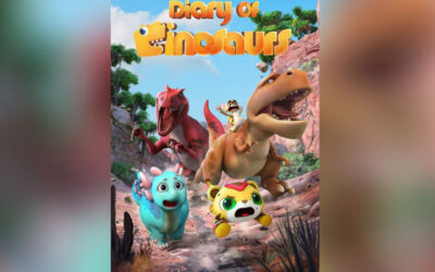 DIARY OF DINOSAURS RELASING DATE IS FIXED