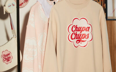 CHUPA CHUPS MAKES THE SWEETEST ENTRANCE IN 2021 WITH H&M