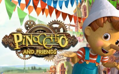 A NEW PINOCCHIO FOR THE 21TH CENTURY COMES TO LIFE THANKS TO IGINIO STRAFFI