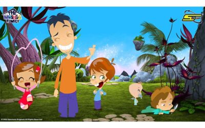 SPACETOON DEBUTS ITS NEW ORIGINAL ANIMATION SERIES