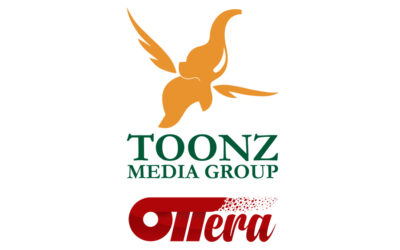 TOONZ PARTNERS WITH OTTERA