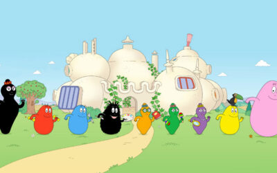 THE BARBAPAPA FAMILY WELCOMES NEW PARTNERS