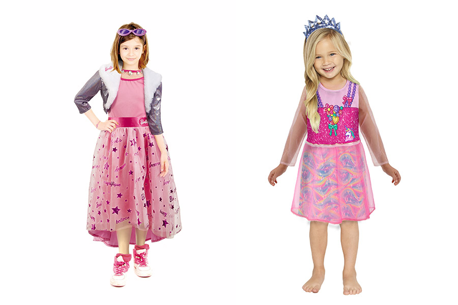 PLANS FOR CARNIVAL? LOTS OF COLOR AND FUN WITH THE NEW BARBIE BY CIAO COSTUMES!