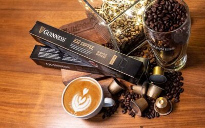 TIKI TONGA BECOMES THE OFFICIAL COFFEE PARTNER FOR GUINNESS