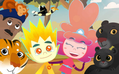 MONDO TV ANNOUNCES PLANS FOR THE SECOND SERIES OF METEO HEROES